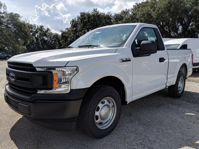 2018 F-150 Regular Cab 4x2,  Pickup #J7713 - photo 5