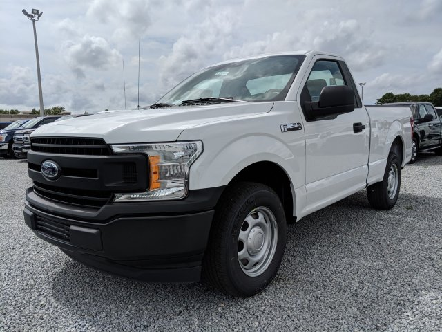 2018 F-150 Regular Cab 4x2,  Pickup #J7763 - photo 5