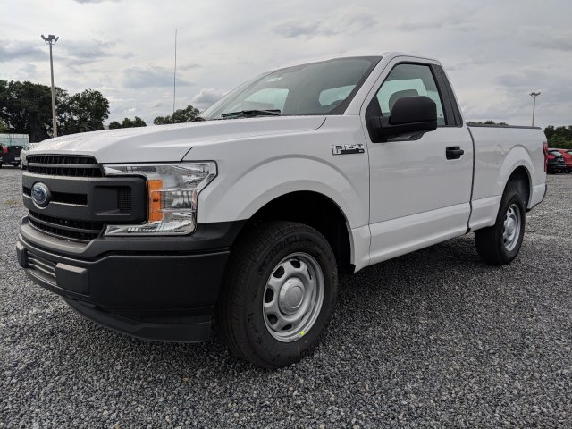 2018 F-150 Regular Cab 4x2,  Pickup #J7764 - photo 5