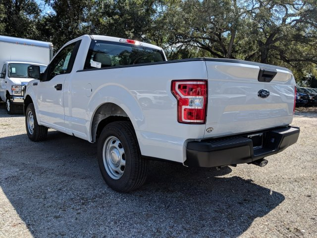 2018 F-150 Regular Cab 4x2,  Pickup #J7815 - photo 4