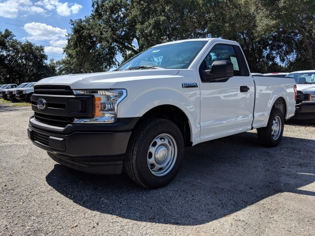 2018 F-150 Regular Cab 4x2,  Pickup #J7815 - photo 5