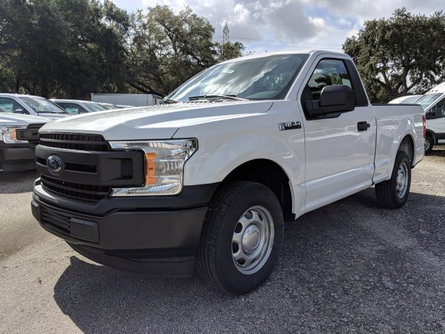 2018 F-150 Regular Cab 4x2,  Pickup #J7831 - photo 5
