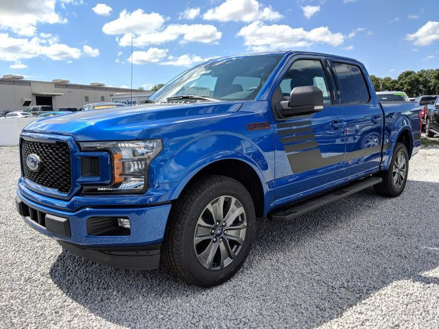 2018 F-150 SuperCrew Cab 4x2,  Pickup #J7898 - photo 5