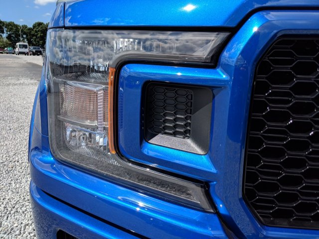 2018 F-150 SuperCrew Cab 4x2,  Pickup #J7898 - photo 7