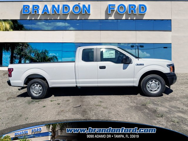 2018 F-150 Super Cab 4x2,  Pickup #J7912 - photo 1
