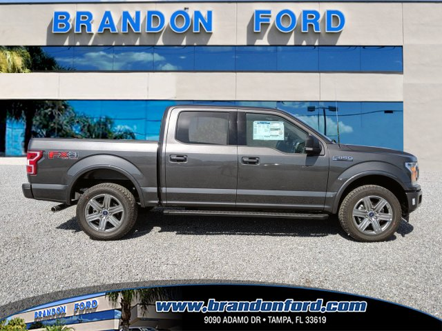 2018 F-150 SuperCrew Cab 4x4,  Pickup #J7917 - photo 1