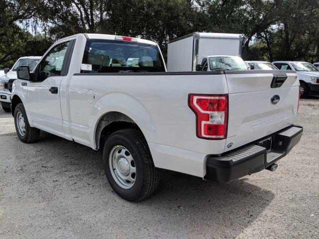 2018 F-150 Regular Cab 4x2,  Pickup #J7998 - photo 4