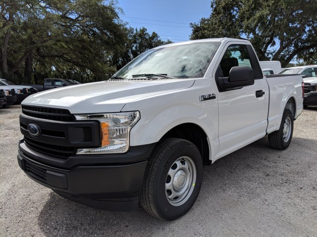 2018 F-150 Regular Cab 4x2,  Pickup #J7998 - photo 5