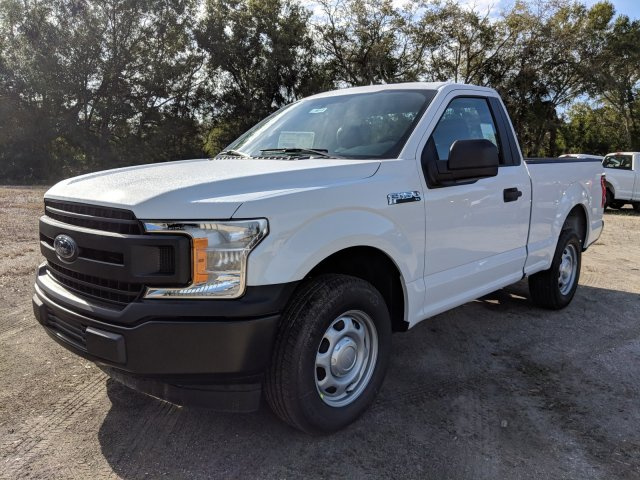 2018 F-150 Regular Cab 4x2,  Pickup #J8042 - photo 5