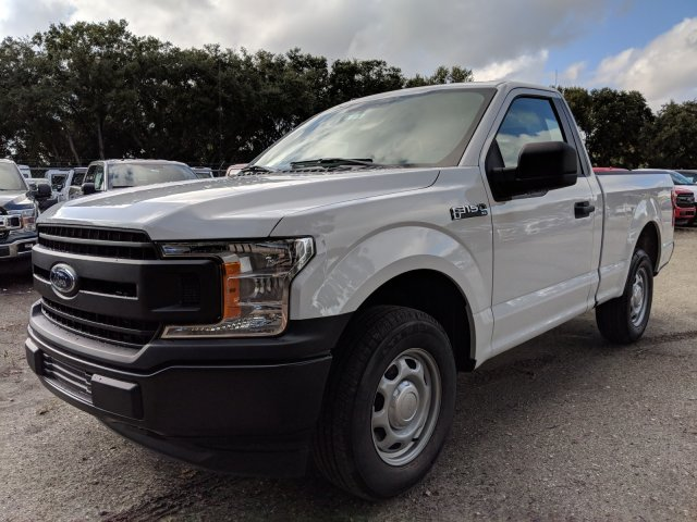 2018 F-150 Regular Cab 4x2,  Pickup #J8075 - photo 5