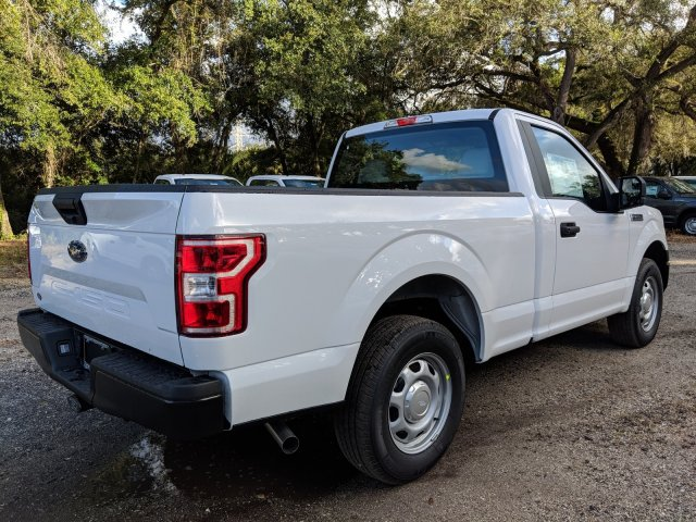 2018 F-150 Regular Cab 4x2,  Pickup #J8079 - photo 1