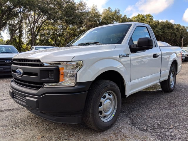 2018 F-150 Regular Cab 4x2,  Pickup #J8079 - photo 5