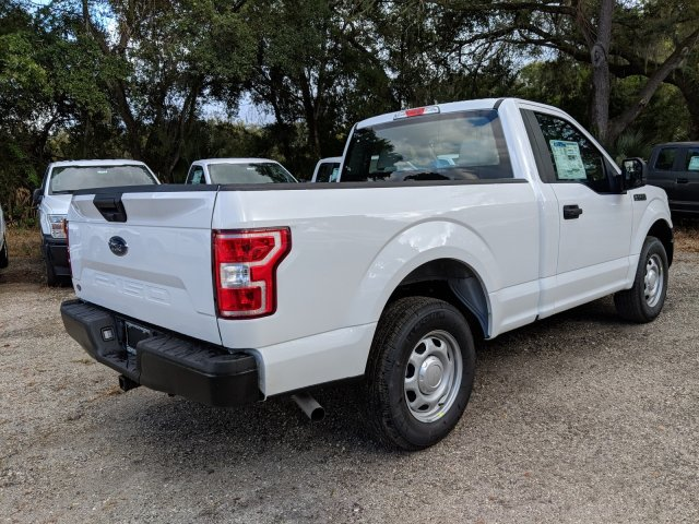 2018 F-150 Regular Cab 4x2,  Pickup #J8085 - photo 2