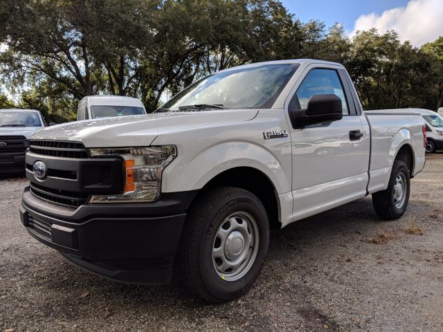 2018 F-150 Regular Cab 4x2,  Pickup #J8085 - photo 5