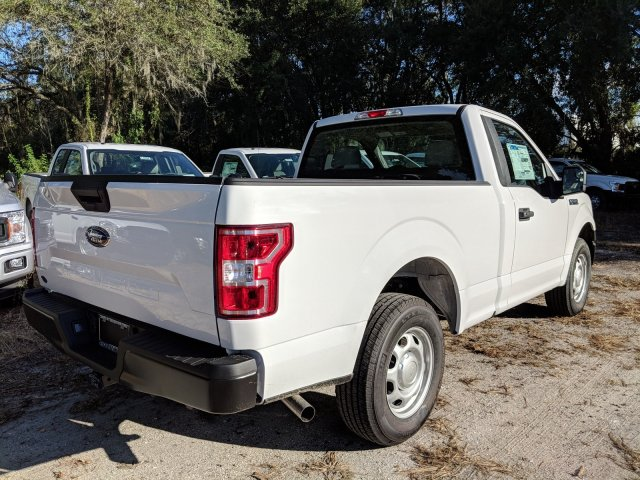 2018 F-150 Regular Cab 4x2,  Pickup #J8112 - photo 1