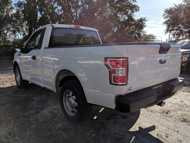 2018 F-150 Regular Cab 4x2,  Pickup #J8112 - photo 4
