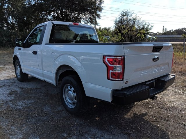 2018 F-150 Regular Cab 4x2,  Pickup #J8113 - photo 4