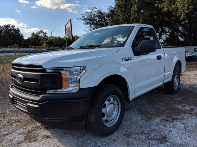2018 F-150 Regular Cab 4x2,  Pickup #J8113 - photo 5