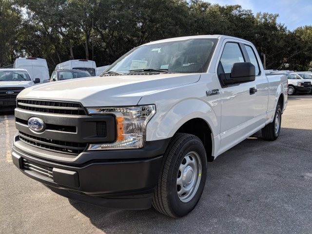 2018 F-150 Super Cab 4x2,  Pickup #J8162 - photo 5