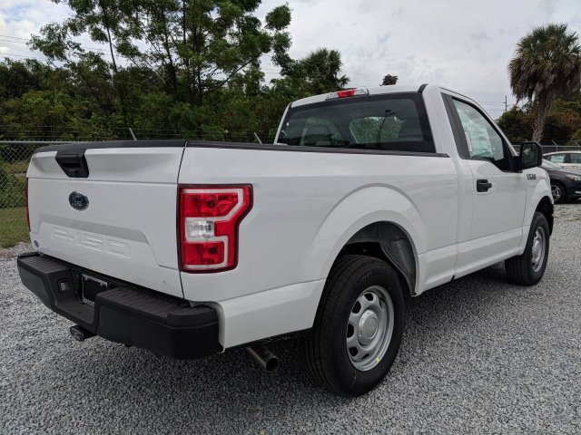 2018 F-150 Regular Cab 4x2,  Pickup #J8180 - photo 2
