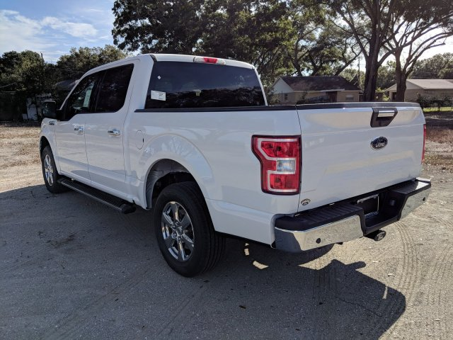 2018 F-150 SuperCrew Cab 4x2,  Pickup #J8205 - photo 4