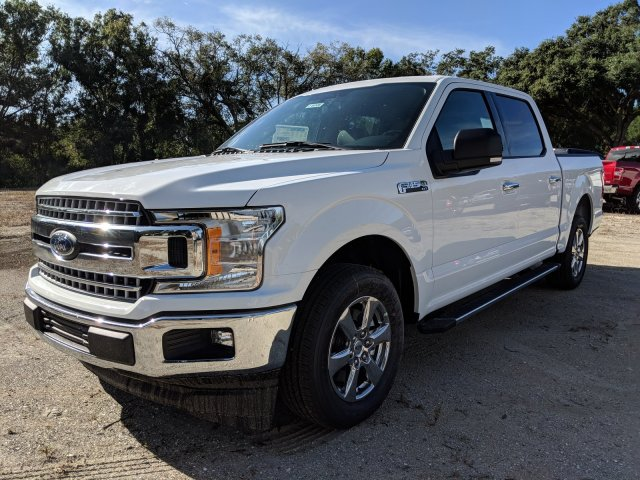 2018 F-150 SuperCrew Cab 4x2,  Pickup #J8205 - photo 5