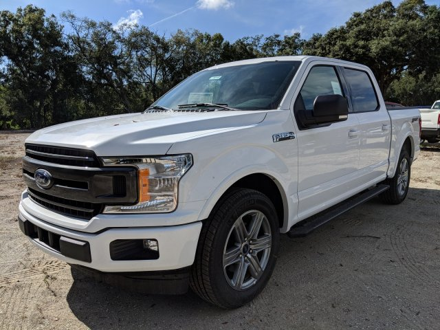 2018 F-150 SuperCrew Cab 4x2,  Pickup #J8210 - photo 5