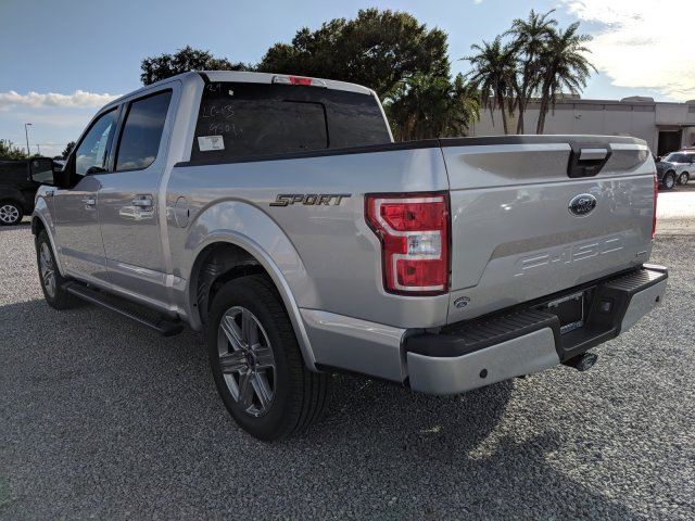 2018 F-150 SuperCrew Cab 4x2,  Pickup #J8216 - photo 4