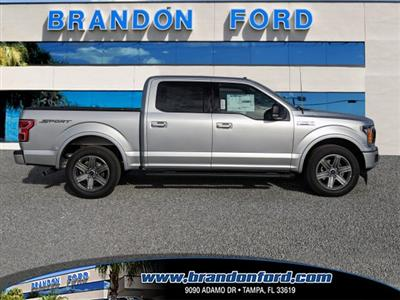 2018 F-150 SuperCrew Cab 4x2,  Pickup #J8216 - photo 1