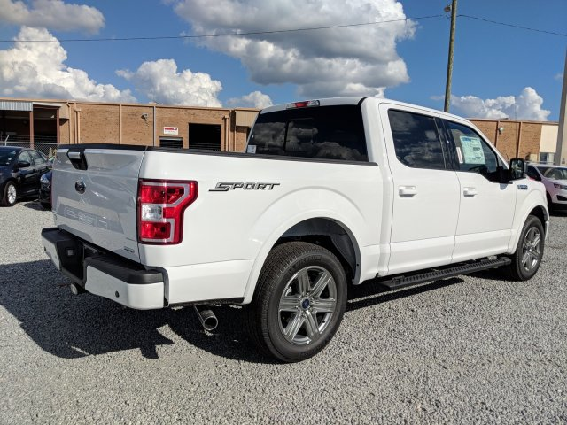 2018 F-150 SuperCrew Cab 4x2,  Pickup #J8231 - photo 2