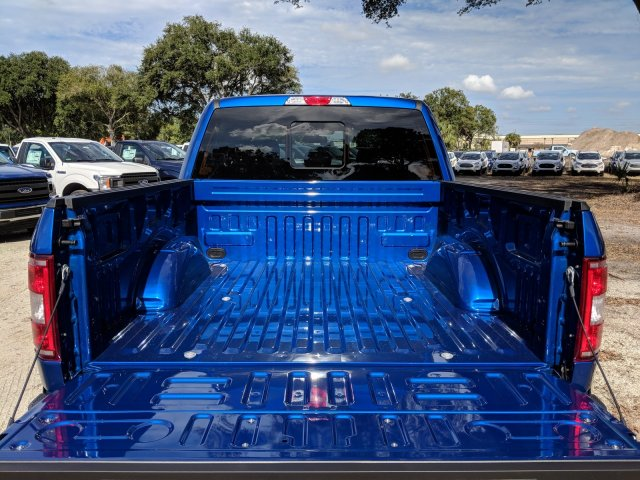 2018 F-150 SuperCrew Cab 4x2,  Pickup #J8240 - photo 10
