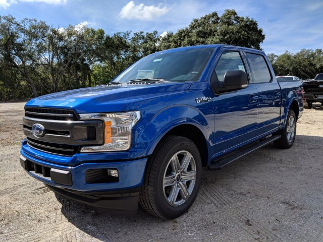 2018 F-150 SuperCrew Cab 4x2,  Pickup #J8240 - photo 5