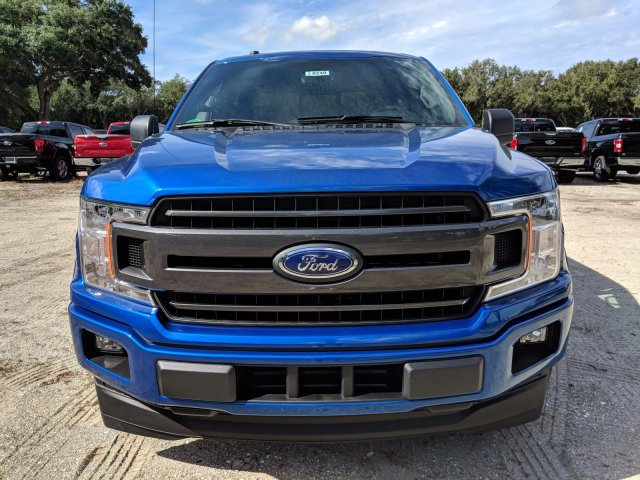 2018 F-150 SuperCrew Cab 4x2,  Pickup #J8240 - photo 6