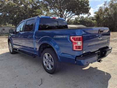 2018 F-150 SuperCrew Cab 4x2,  Pickup #J8240 - photo 4
