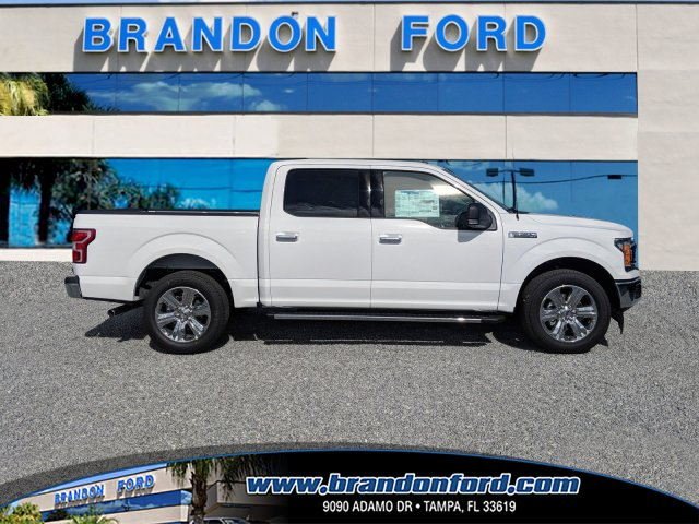 2018 F-150 SuperCrew Cab 4x2,  Pickup #J8242 - photo 1