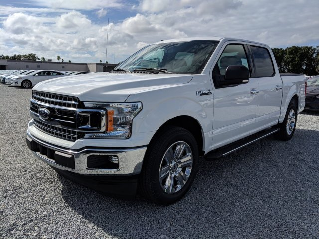 2018 F-150 SuperCrew Cab 4x2,  Pickup #J8242 - photo 6