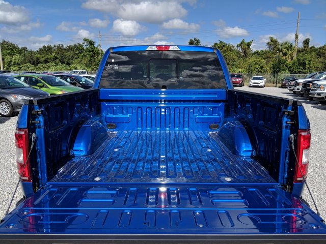 2018 F-150 SuperCrew Cab 4x2,  Pickup #J8244 - photo 11