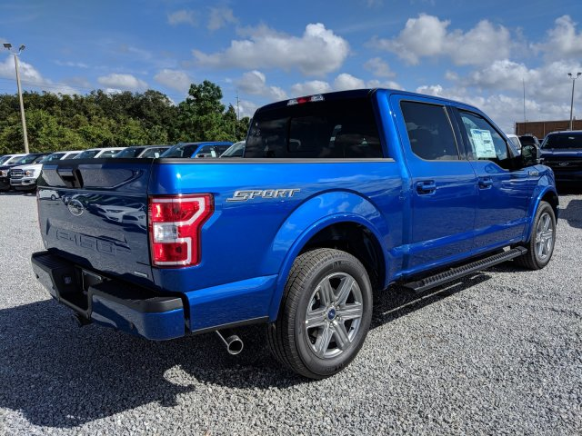 2018 F-150 SuperCrew Cab 4x2,  Pickup #J8244 - photo 2