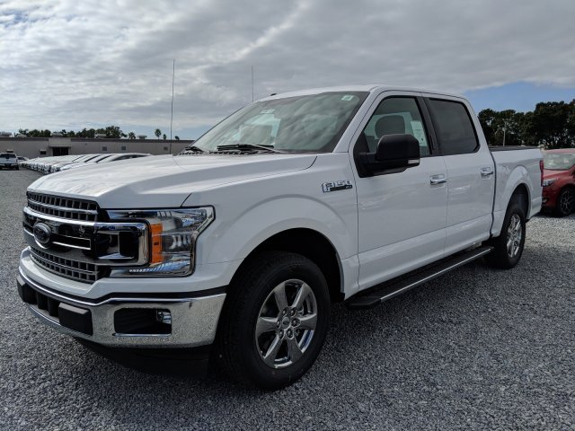 2018 F-150 SuperCrew Cab 4x2,  Pickup #J8249 - photo 6