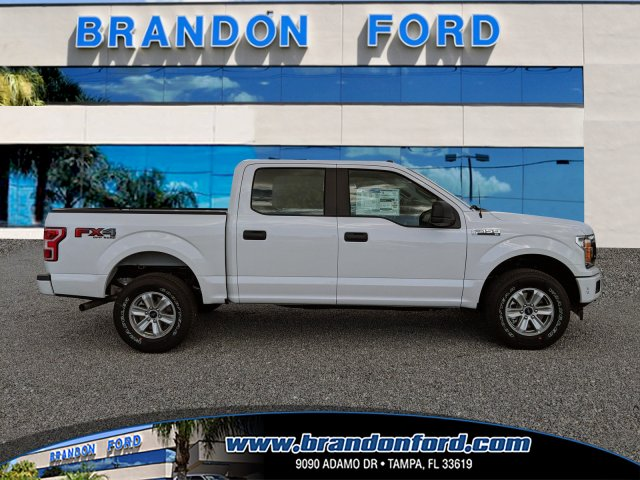 2018 F-150 SuperCrew Cab 4x4,  Pickup #J8263 - photo 1