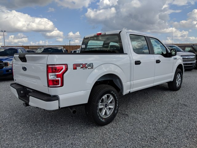 2018 F-150 SuperCrew Cab 4x4,  Pickup #J8263 - photo 2