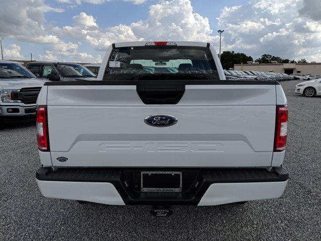 2018 F-150 SuperCrew Cab 4x4,  Pickup #J8263 - photo 4