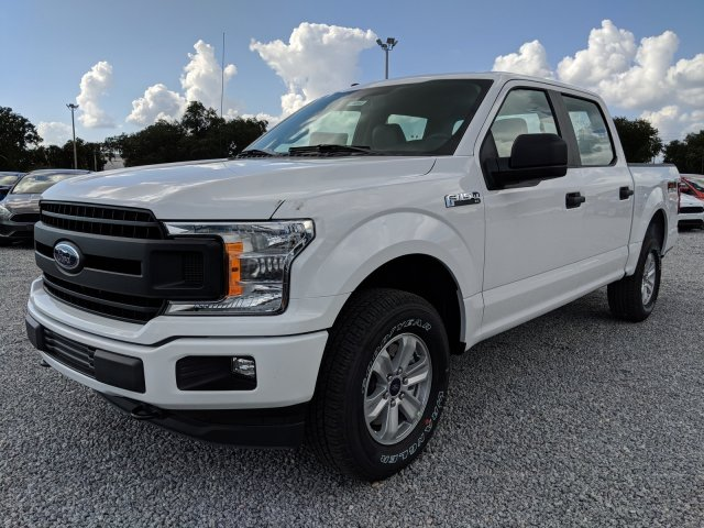 2018 F-150 SuperCrew Cab 4x4,  Pickup #J8263 - photo 6