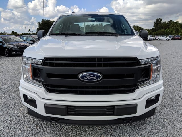 2018 F-150 SuperCrew Cab 4x4,  Pickup #J8263 - photo 7