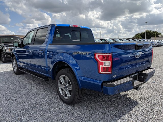 2018 F-150 SuperCrew Cab 4x2,  Pickup #J8268 - photo 5