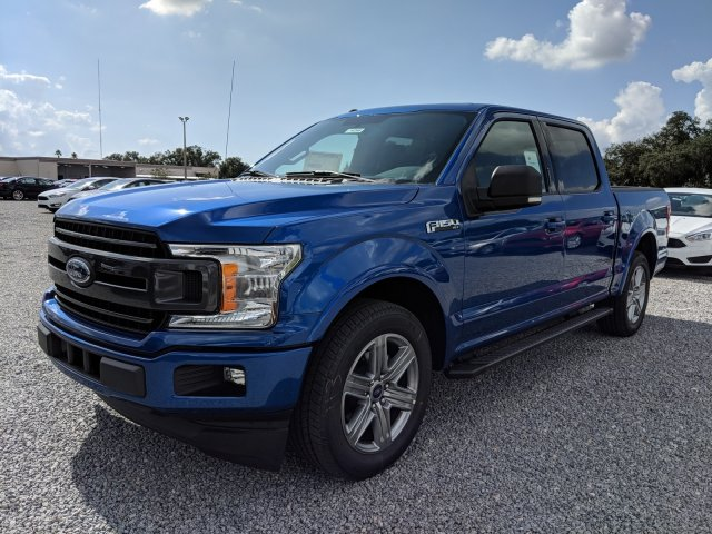 2018 F-150 SuperCrew Cab 4x2,  Pickup #J8268 - photo 6