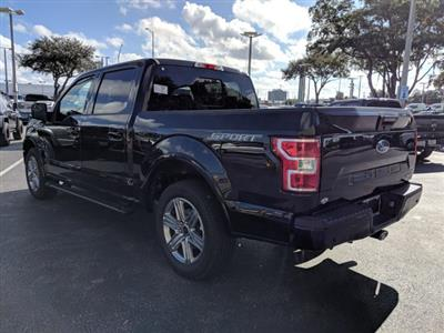 2018 F-150 SuperCrew Cab 4x2,  Pickup #J8278 - photo 4