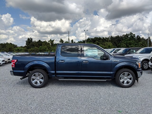 2018 F-150 SuperCrew Cab 4x2,  Pickup #J8281 - photo 3