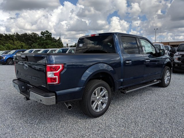 2018 F-150 SuperCrew Cab 4x2,  Pickup #J8281 - photo 2