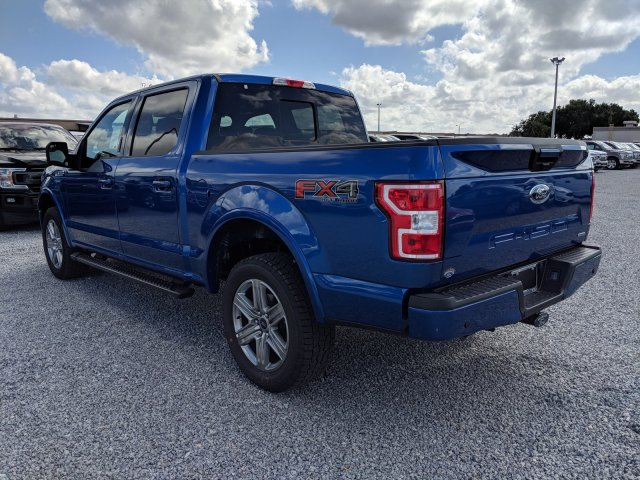 2018 F-150 SuperCrew Cab 4x4,  Pickup #J8288 - photo 5